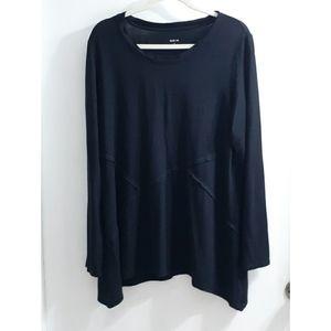 Style & Co long sleeve blouse